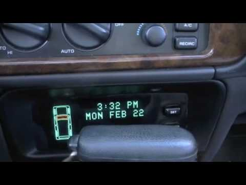 Jeep grand cherokee limited 1997 - YouTube