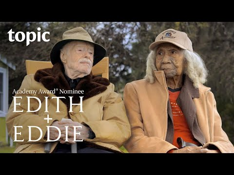 Meet America's Oldest Interracial Newlyweds: Edith+Eddie thumbnail