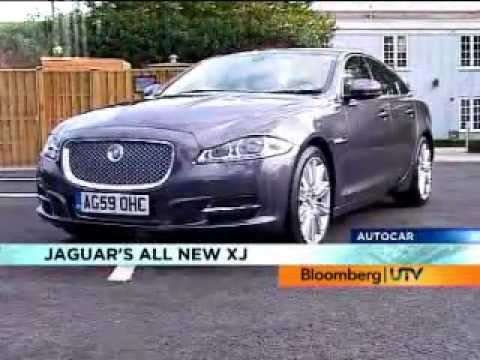 Jaguar XJ and XKR review by Autocar India