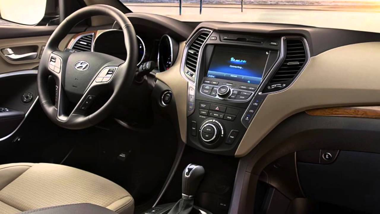 2015 hyundai santa fe vs 2015 honda cr v youtube for Hyundai santa fe vs honda crv