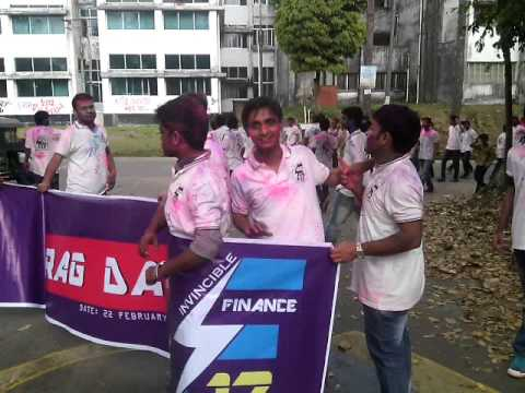 RAG DAY OF FINANCE DEPARTMENT