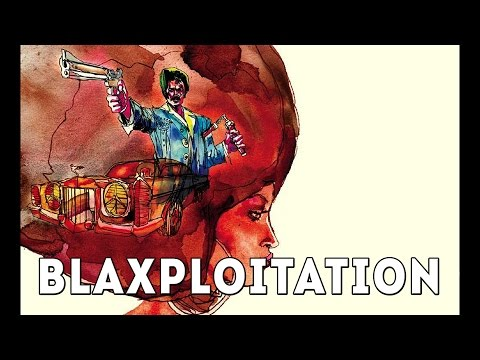 BLAXPLOITATION: 70s Funky Sample Rap Beat...
