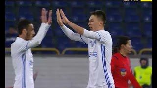 днепр динамо 1 2 гол сергей сидорчук 69