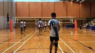 Publication Date: 2017-12-06 | Video Title: 2017-10-14 男子排球學界 新會商會陳白沙紀念中學v