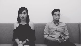 say Something Cover By Hayce Atienza & Rain Garalde Of Createurs