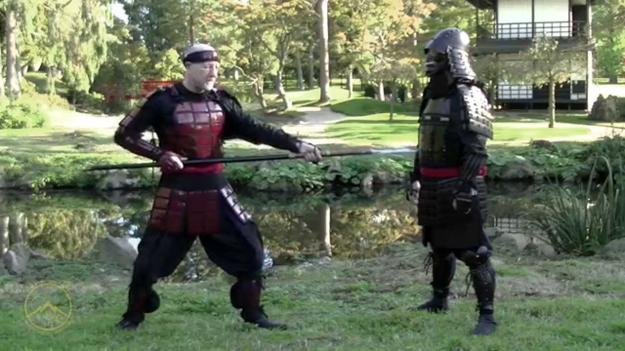 the ultimate samurai armour test iron mountain armory youtube