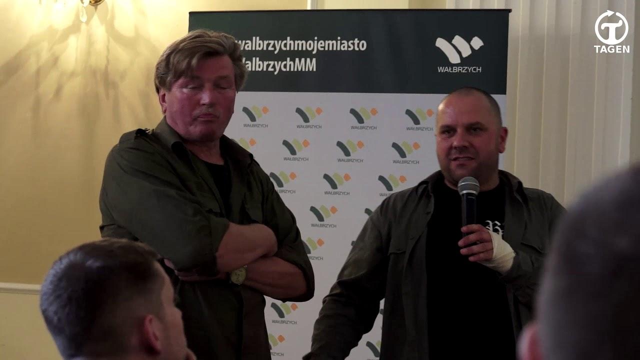 Dolnośląski Festiwal Tajemnic 2017 – Andrzej Boczek, Grzegorz Borensztajn