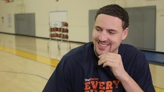 Klay Thompson: iPhone or Android?