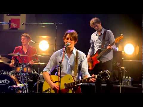Jon Cox (Alfie Boe 2012 bassist) with The Leisure Society