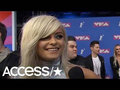 MTV VMAs 2018: Bebe Rexha Talks Fashion, Plays Access' Best Blanking Game Ever! | Access