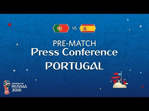 FIFA World Cup™ 2018: Portugal - Spain: Portugal Pre-Match PC