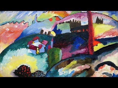 Wassily Kandinsky (1) - L'invention de l'art abstrait