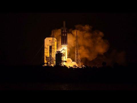 إطلاق المسبار -باركر- أول مركبة فضائية -تلامس الشمس- لاستكشاف أسرارها  - 11:23-2018 / 8 / 13