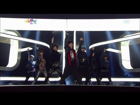S.M. The Performance & Zedd_SPECTRUM_2012 SBS 'The Color of K POP' Part2_2012.12.29