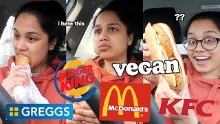 vegan fast food review (uk version) | clickfortaz