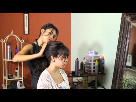 How to Do a Messy, Poofy Ponytail : Tress to Impress