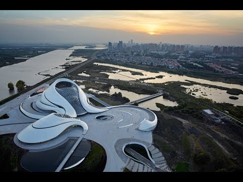 Harbin Opera House | MAD Architects | Heilongjiang, China | HD