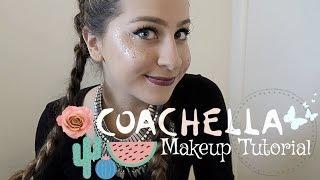 Coachella Festival Makeup Tutorial
