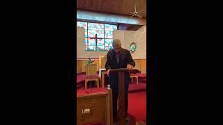 Sunday Morning Sermon 5/3/20 - Alleghany Church of Christ - Porter Riner