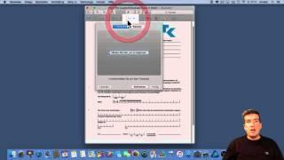 OSX: Formulare ausfüllen und unterschreiben