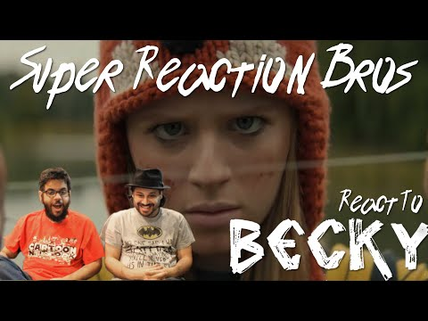 SRB Reacts to Becky   Official Trailer