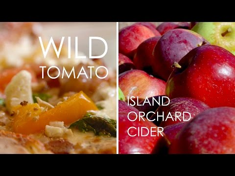 Wild Tomato & Island Orchard Cider