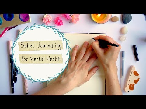 How to Track Mental Health, BuJo-Style |bpd, anxiety, depression and more