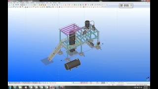 Tekla Structures Steel Detailing