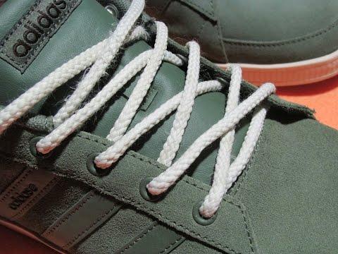 Шнуровка кроссовок Adidas.Lacing Sneakers Adidas.
