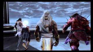 Прохождение God Of War 3 обновленная версия #1 - Война богов и титанов