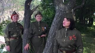 Марафон Памяти и Славы. Всё помнят ветераны.