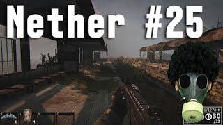 Nether プレイ動画 #25 サバイバルホラーFPSのNetherに挑戦「新マップを探索 Part1」 ゲーム実況 nether new map gameplay