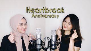 Heartbreak Anniversary - Giveon COVER ft @Eltasya Natasha