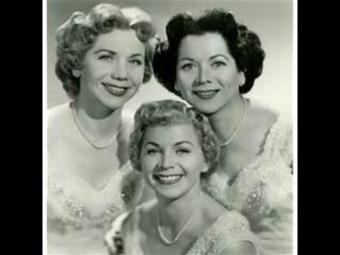 Love Like A Fool  -  The Fontane Sisters