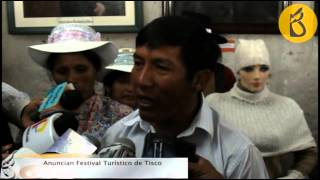 Distrito de Caylloma presenta el Festival Turístico Tisco Choqolaqa
