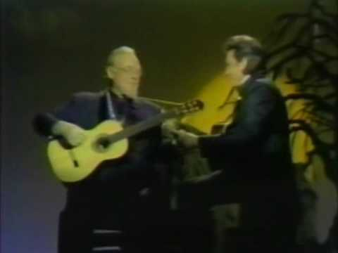 Burl Ives & Johnny Cash - Goober Peas