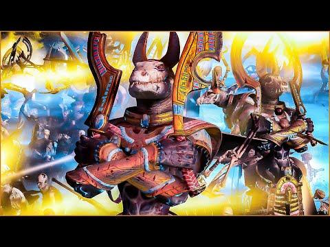TOMB KINGS ⚔️ VAMPIRE COAST - Total War WARHAMMER 2 Epic Cinematic Battle  