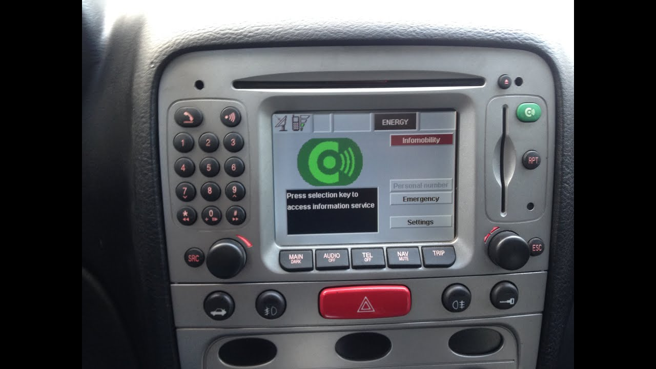 how to install connect nav on alfa romeo gt 147 [ 1280 x 720 Pixel ]