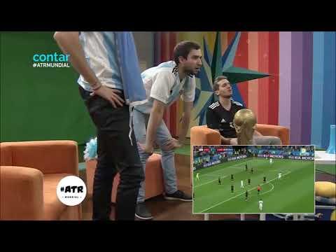 Argentina vs Croatia 0-3 Goals & Fans Reactions  2018 FIFA World Cup Russia thumbnail