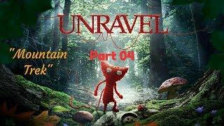 """Unravel™_Прохождение. Часть 4. """"Mountain Trek"""""""