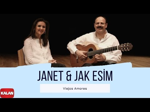 Janet & Jak Esim Ensemble -  Viejos Amores [ Mira © 2003 Kalan Müzik ]
