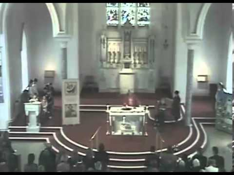 Full version of Tom O'Neills and Palm Sunday service in Bellaghy