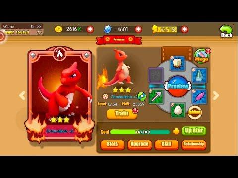 Pocket House 3D (Monster King 3D) - CHARMELEON REBIRTH + UPGRADE!