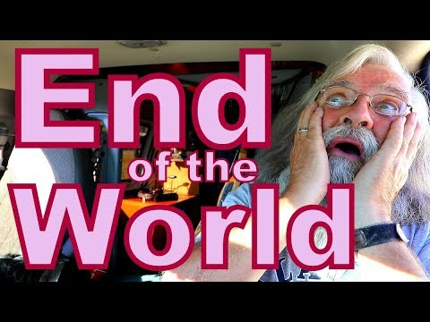 The End of the World!! Ehrenberg is Being Enforced