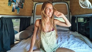 The Law Of Attraction: How I Manifested VAN LIFE