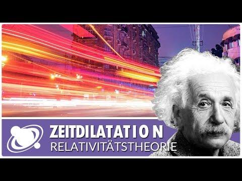 Spezielle Relativitätstheorie I - Warum Zeit nicht gleich Zeit ist (2018)