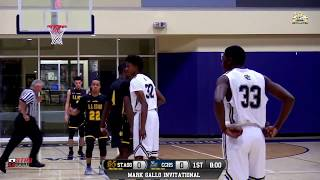 Central Catholic vs Stagg High School Boys Basketball LIVE 12/12/18