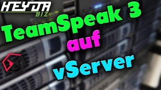 TeamSpeak 3 Server auf vServer installieren | Tutorial [ German / Deutsch ]