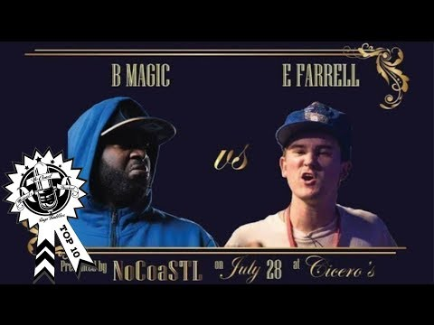 B-Magic vs E. Farrell | No Coast 8th Anniversary