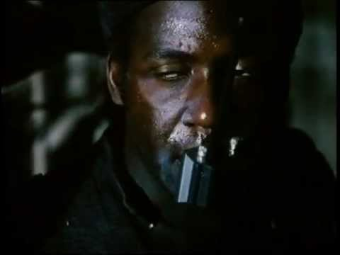 Diamonds (1975) starring Robert Shaw and Richard Roundtree - Elevator scene